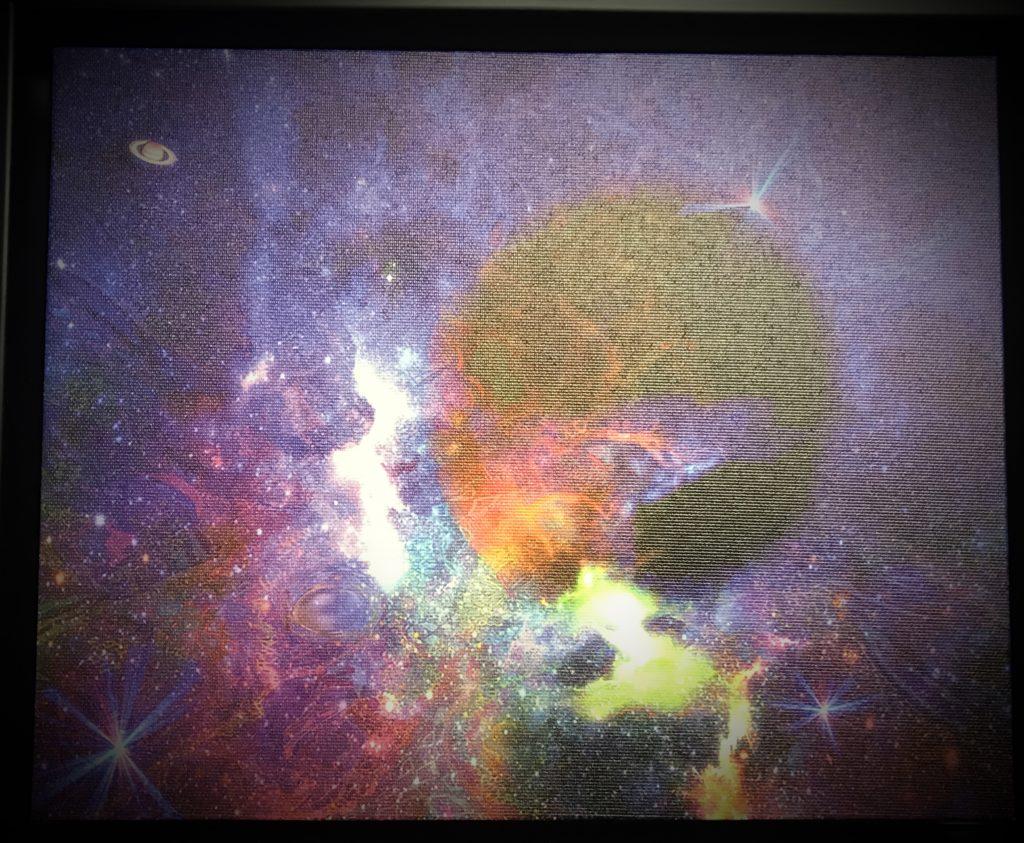 Deep Space Interlope